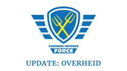 Update: Overheid