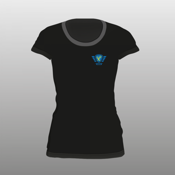 farmersdefenceforce t-shirt dames voorzijde