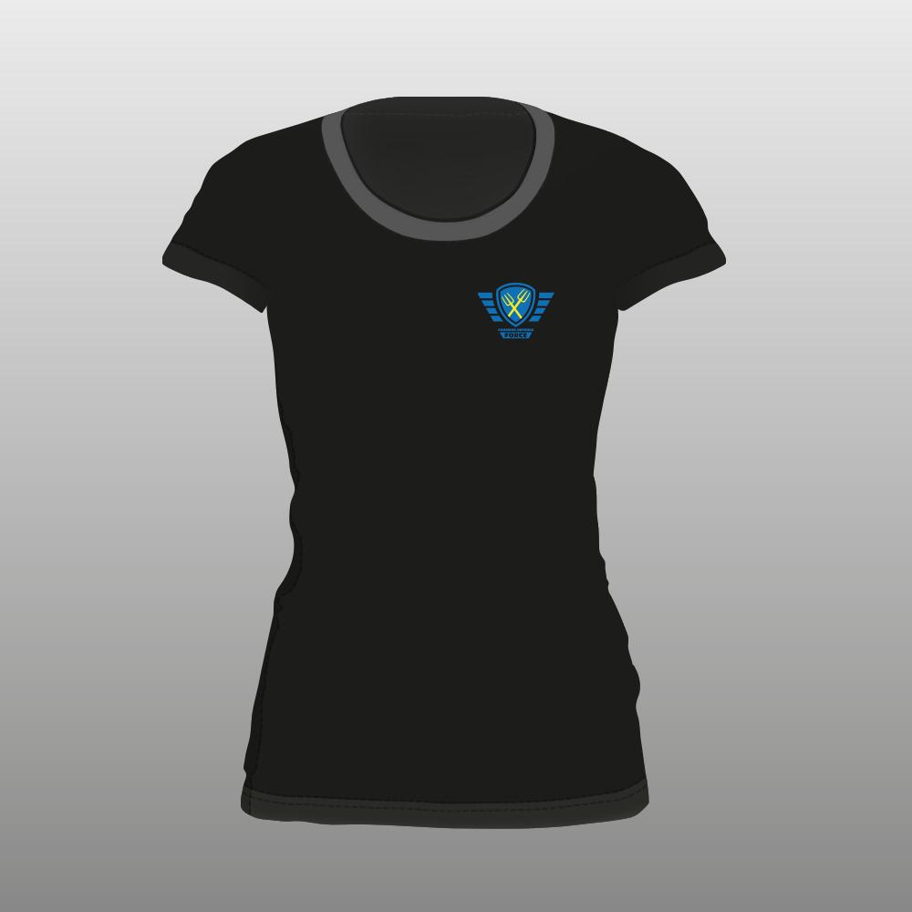 farmersdefenceforce t-shirt dames voorzijde