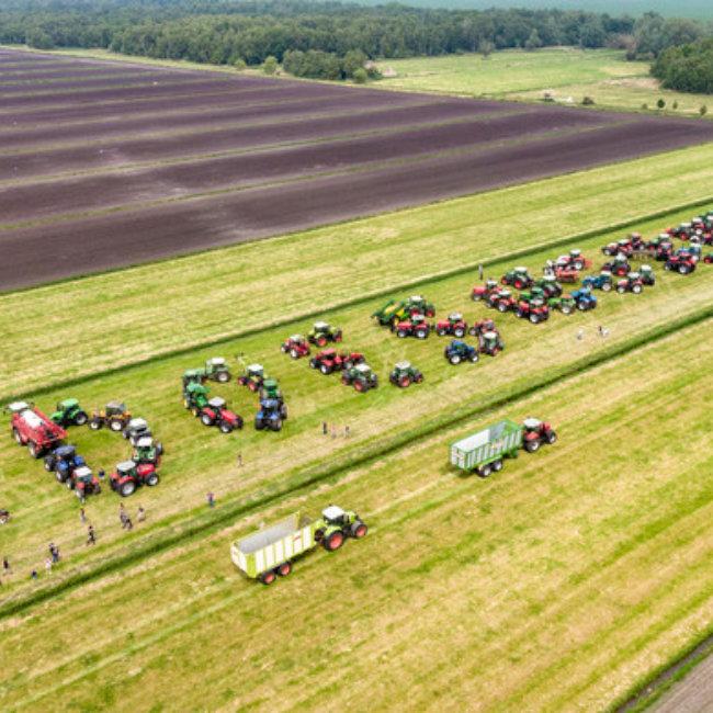 #doesnormaal boerenprotest